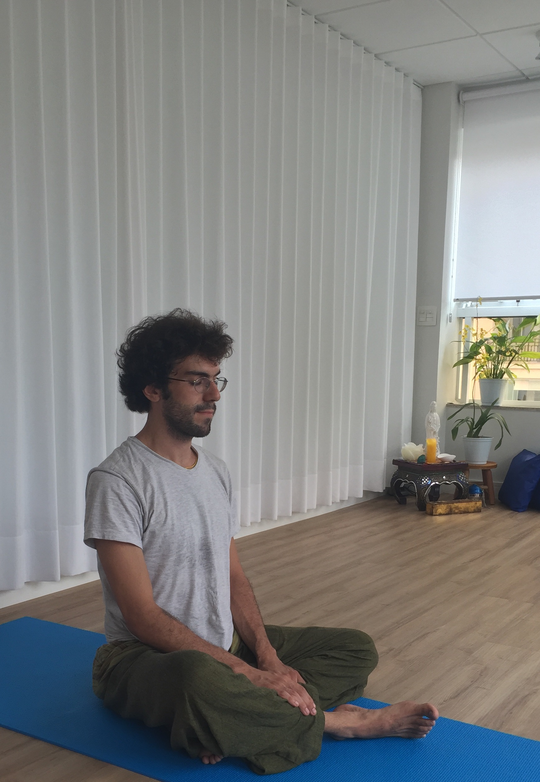 Yoga Tibetana - Jimmy Jacques
