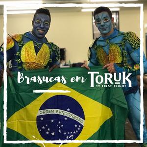 Bleber Berto e Hélio Coutinho