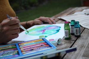 Creative Playtime: How to make art and make it fun!