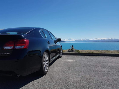 Private transport to Mount Cook NZ