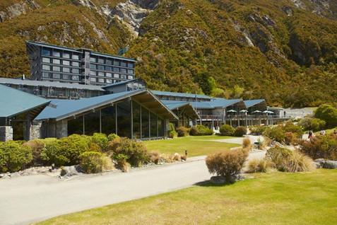 Hermitage Hotel Mount Cook Village