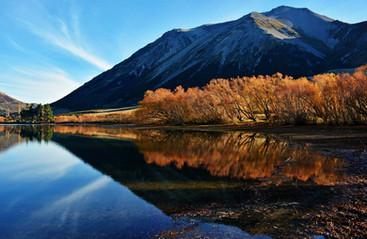 Lake Pearson Arthurs pass