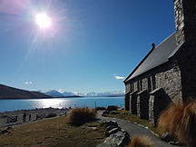Lake Tekapo Church & Lake September.jpg