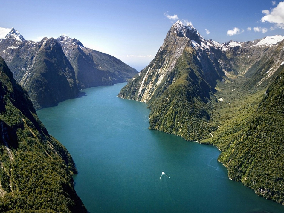 Milford Sounds Private Chauffeur Tour