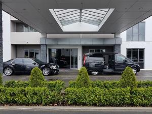 Christchurch hotel