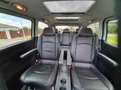 Mercedes Benz minivan