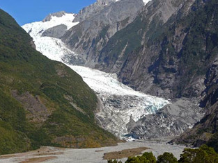 Private driver tours | Fox & Franz Josef Glacier