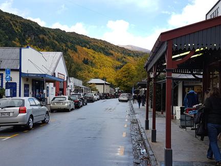 Arrowtown NZ main street
