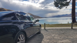 Lexus Lake Tekapo