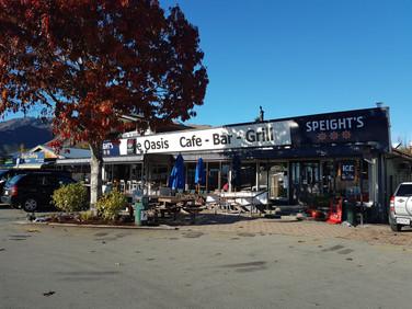 Oasis Cafe Omarama Central otago