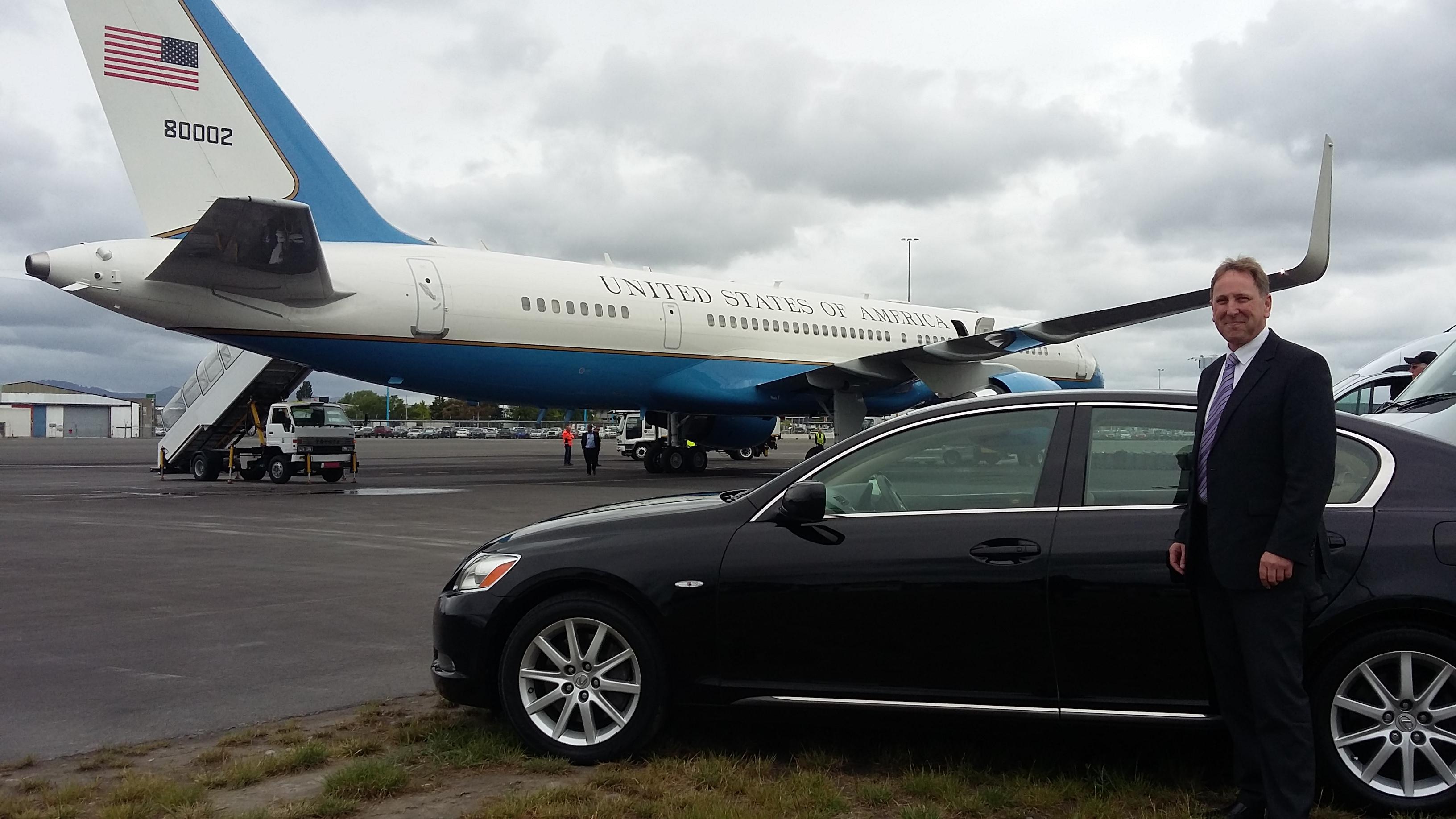 Airport transport Christchurch