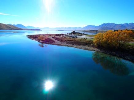 Lake Tekapo South Island New Zealand