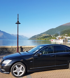Mercedes S Class Water front
