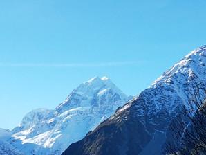 Aoraki Mount Cook New Zealand