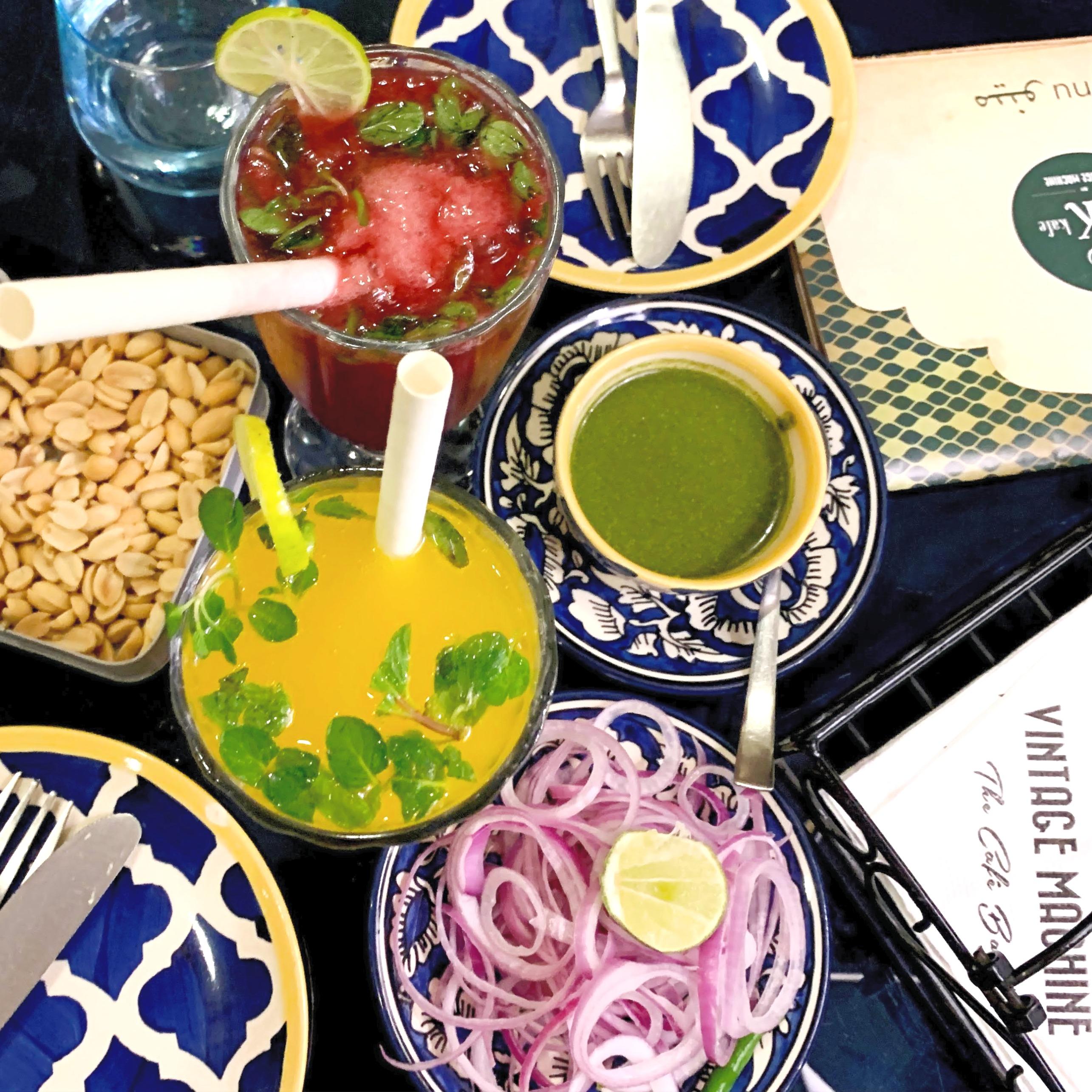 Irani Kafe by Vintage Machine