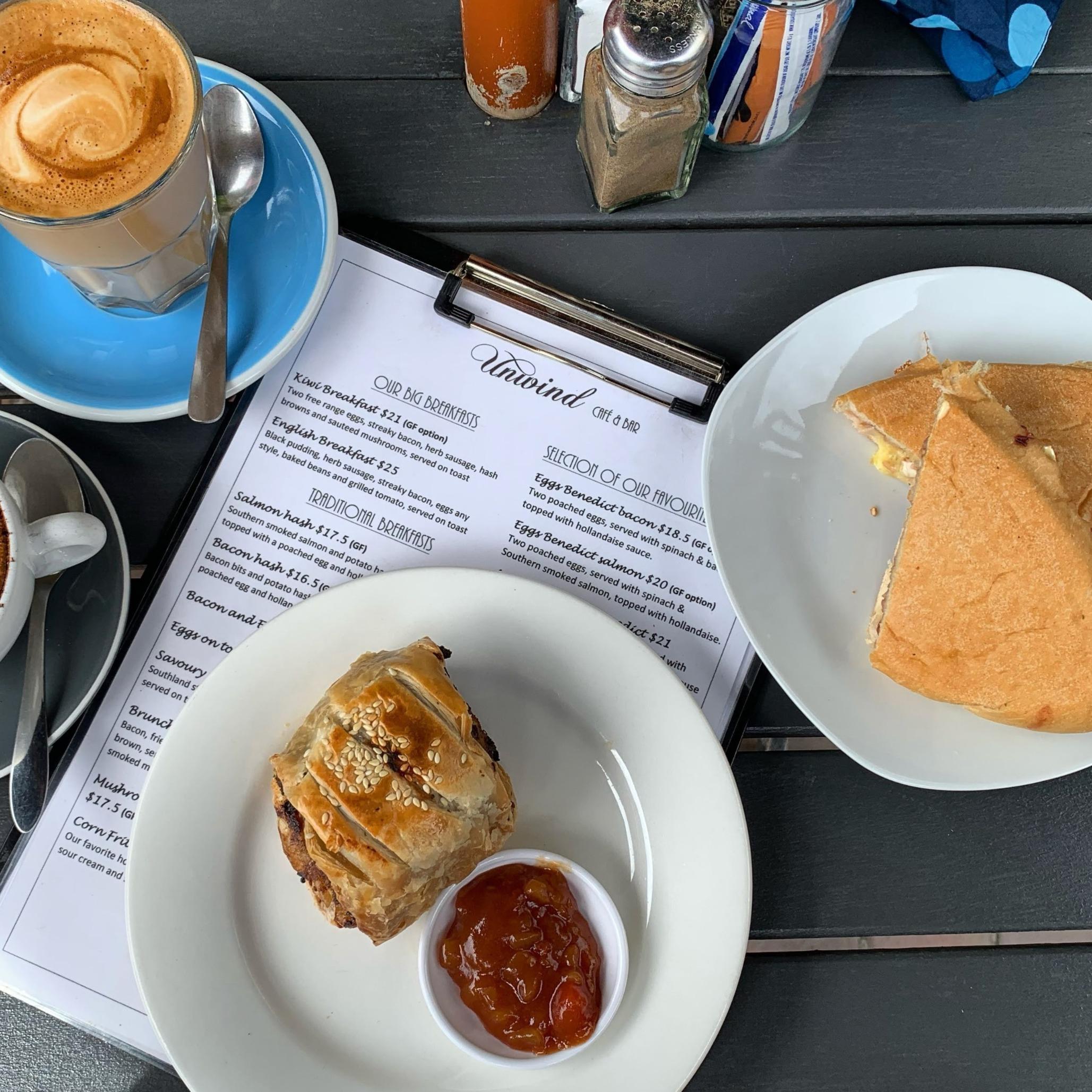 Unwind Cafe and Bar