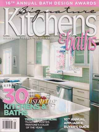 Signature Kitchens and Baths Spring 2014