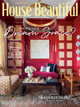 House Beautiful Feature Nov 2020