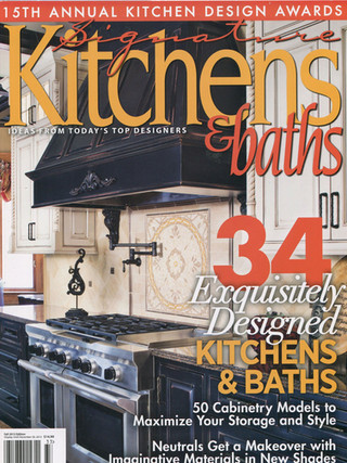 Signature Kitchens and Baths Fall 2013