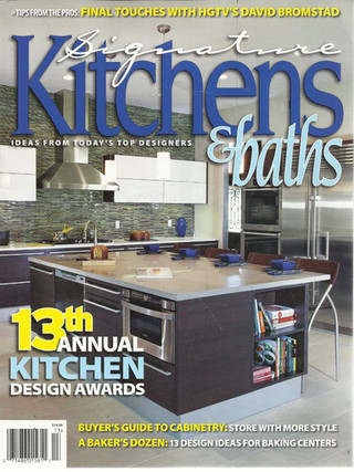 Signature Kitchens and Baths Fall 2011