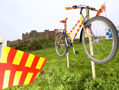 Families encouraged to get on their bikes in Northumberland