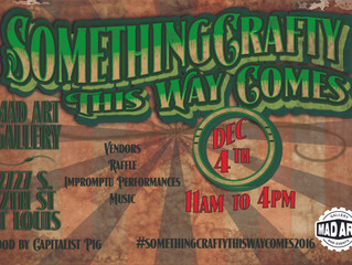 Something Crafty This Way Comes St Louis Craft Fair - Vendor list