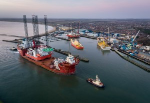 Port of Blyth financial results show turnover and investment growth