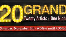 20 GRAND EVENT