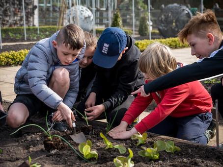 Discover The Alnwick Garden's Community spirit