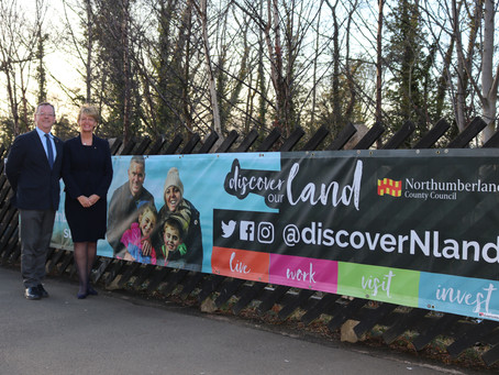 Discover Northumberland in a new way