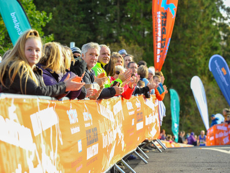 Kielder celebrates it's 10th year as thousands complete Britain's most beautiful marathon
