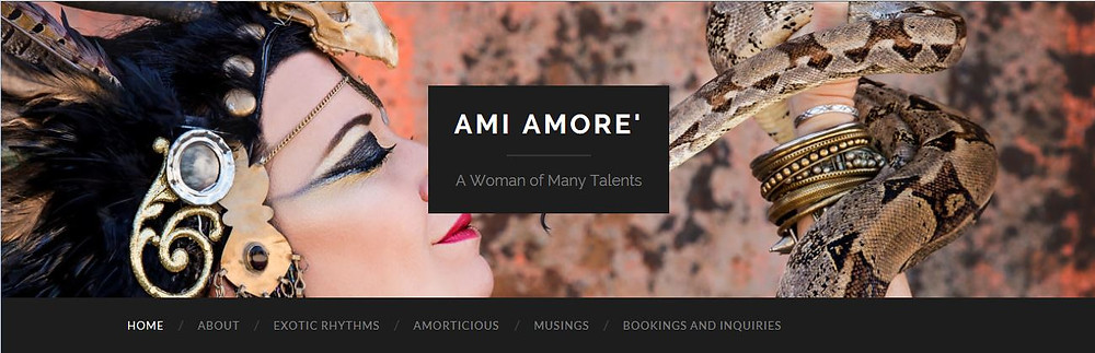 Ami's main site www.amiamore.com