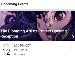 The Blooming Artist Project