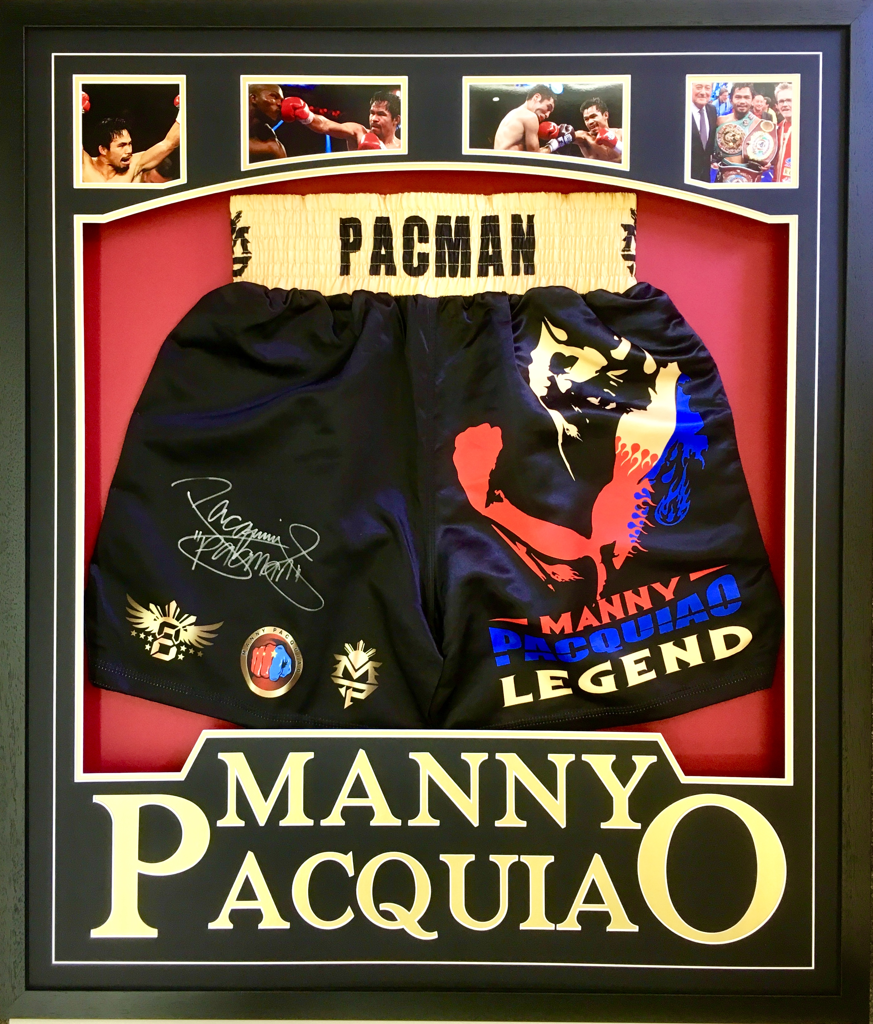 Manny Pacquiao Trunks