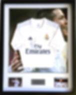 Ronaldo shirt frame