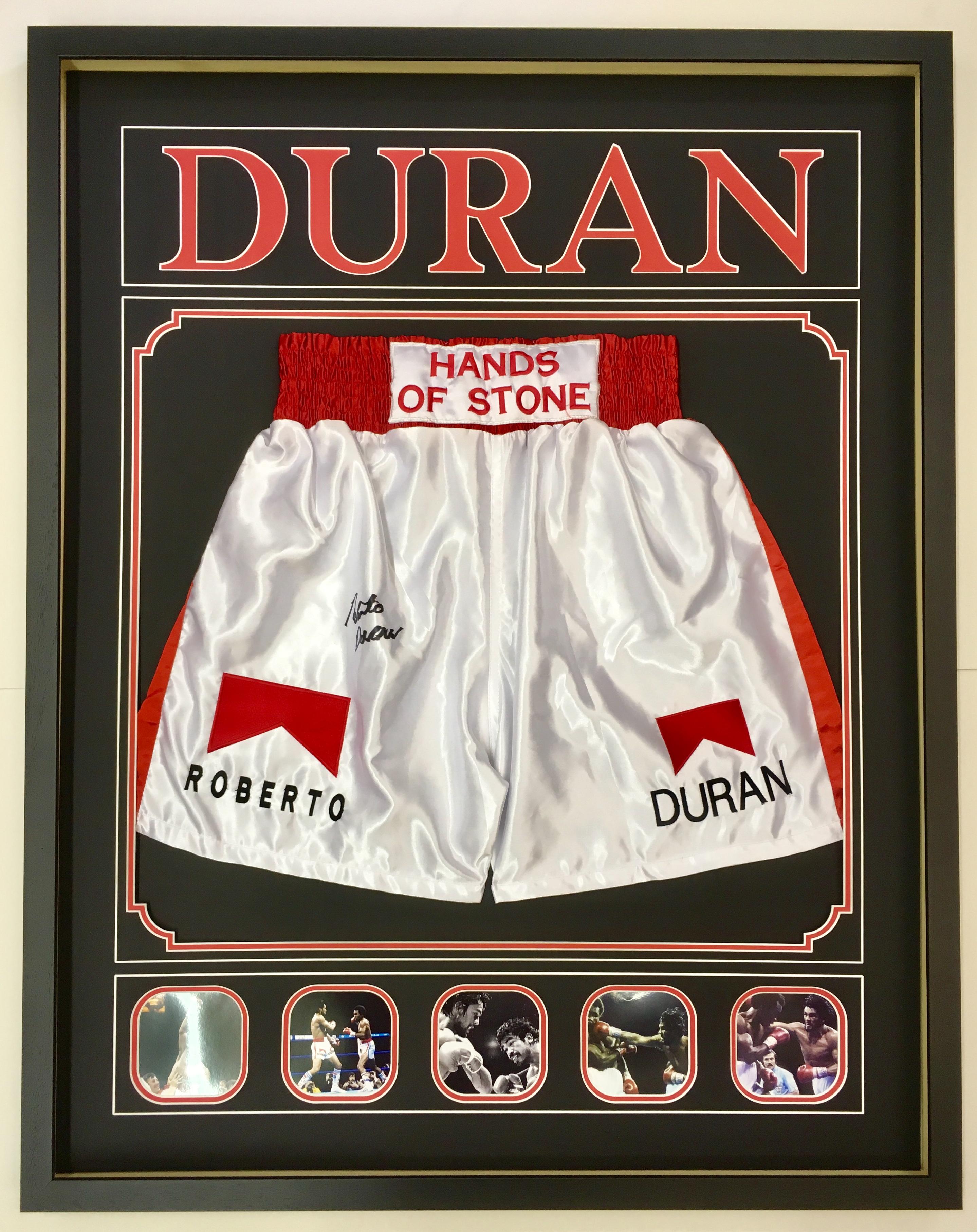 Roberto Duran Trunks