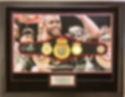 Roy JOnes Junior Belt Frames