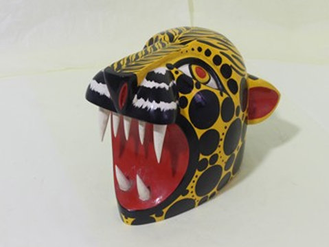Cabeza de jaguar
