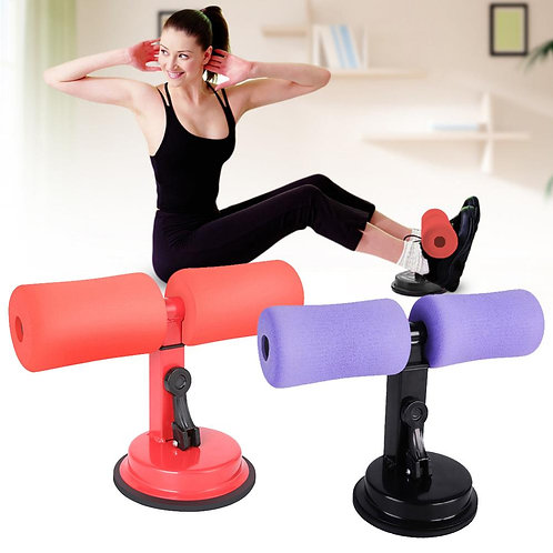 Workout Adjustable Sit Ups Assistant Device Home Gym