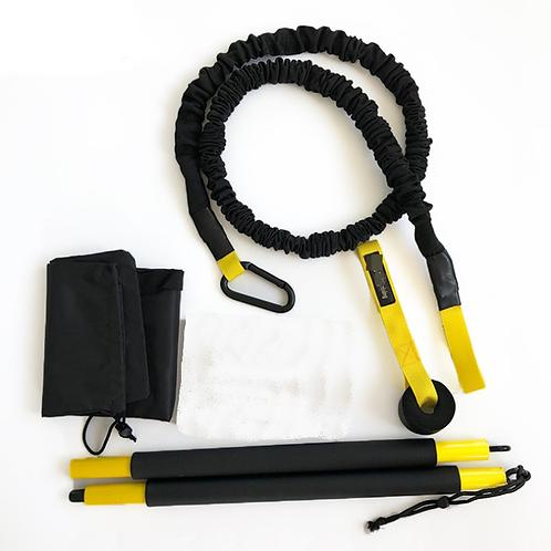 Excellent Rip Trainer Resistance Stick Set Fitness Equipment Gym Accessories