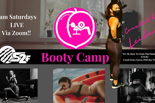 Booty Camp Live