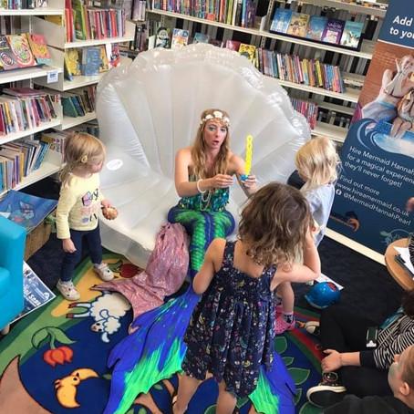 Shellbrating World Book Day 2021