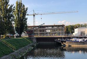 Bayernhafen, Regensburg