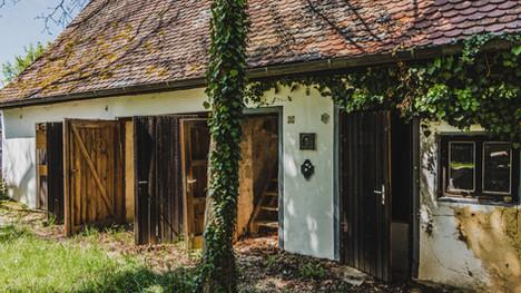 Historisches Backhaus
