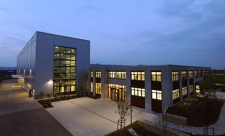 Mittelbayerisches Druck- und Logistikzentrum