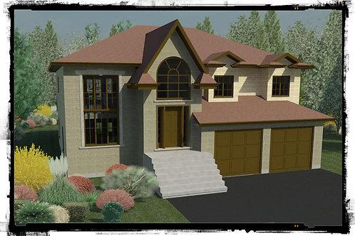Plan 336 - Construction drawing PDF