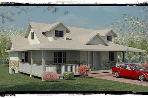 Plan 312 - Construction drawing PDF
