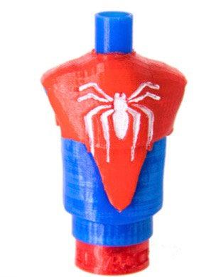 Boquilla 3D Heroe Araña + Layard