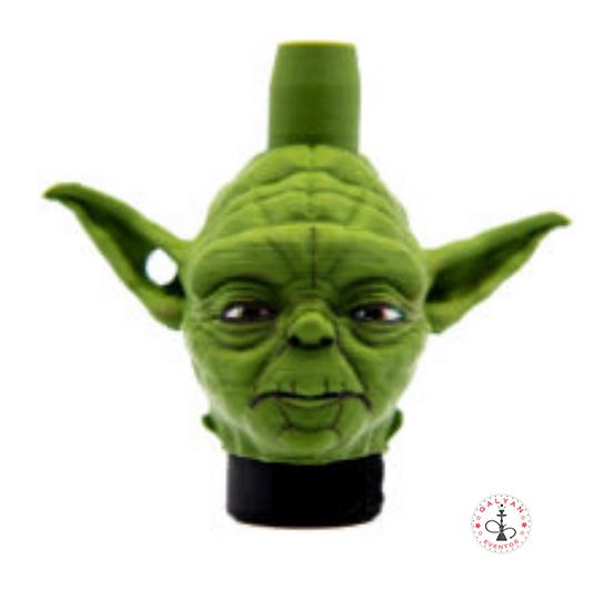 Boquilla 3D Cabezon Verde + Layard