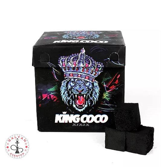 Carbón Kingcoco 1kg